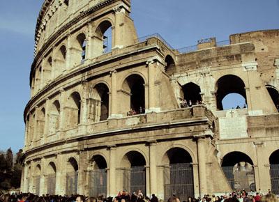 szállások Rómában